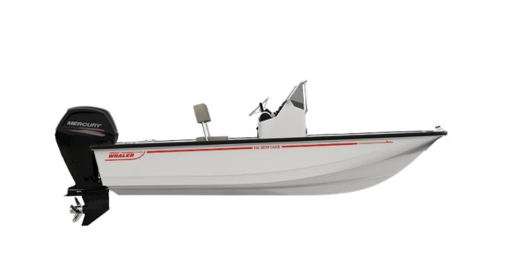2022 Boston Whaler 150 Montauk #2484115 inventory image at Sun Country Coastal in Newport Beach