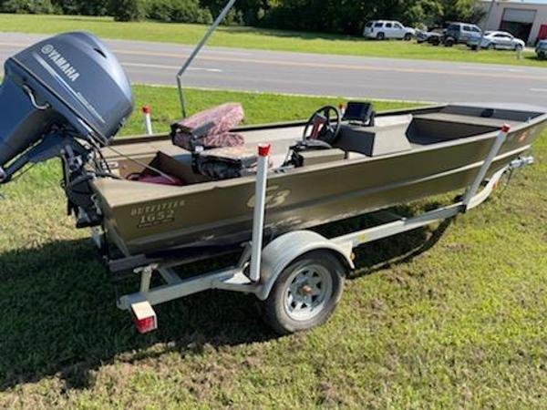 2019 G3 BOATS 1652 OUTFITTER for sale