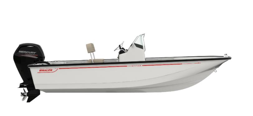 2022 Boston Whaler 170 Montauk #2484123 inventory image at Sun Country Coastal in Newport Beach