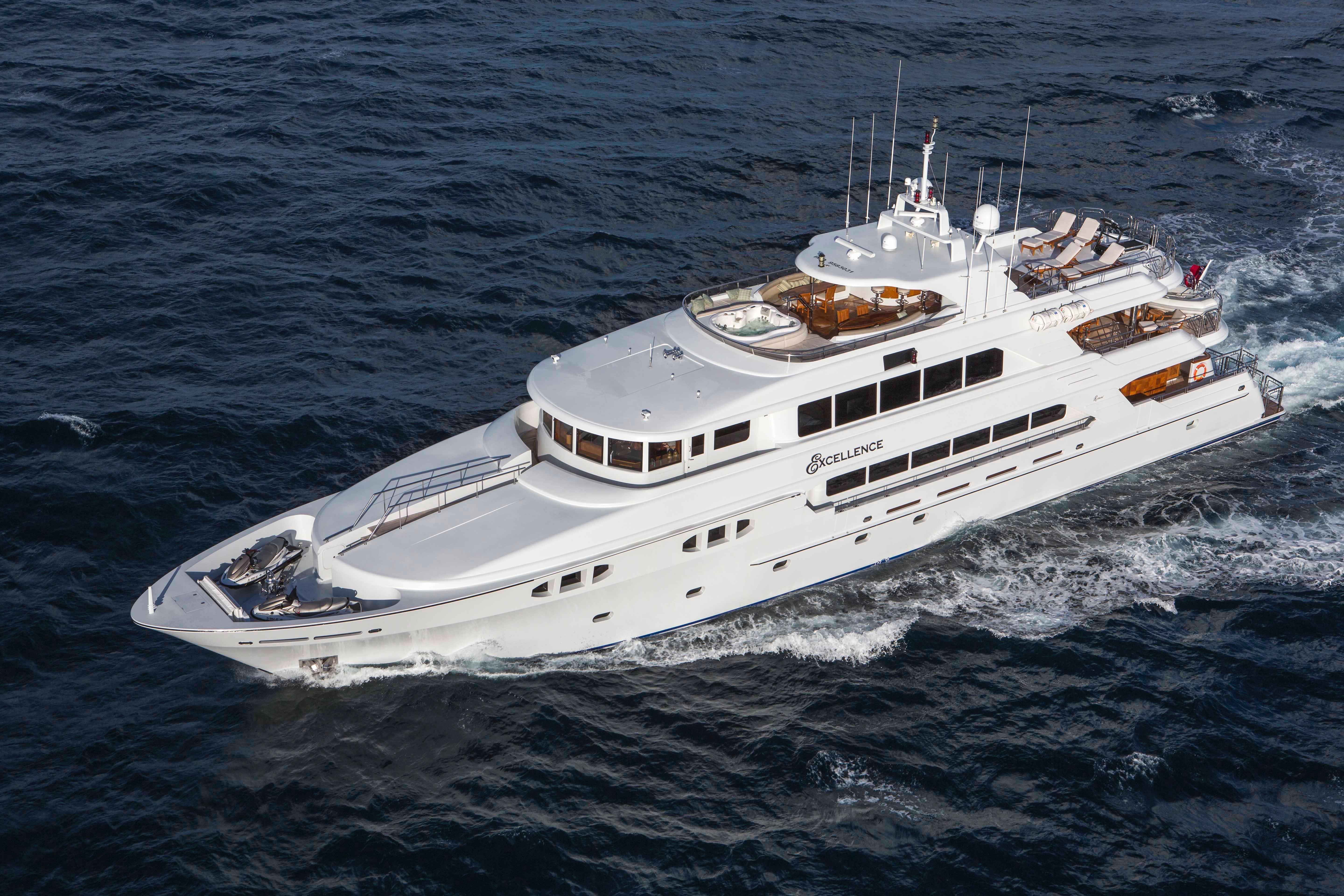 150' Richmond Yachts 2010