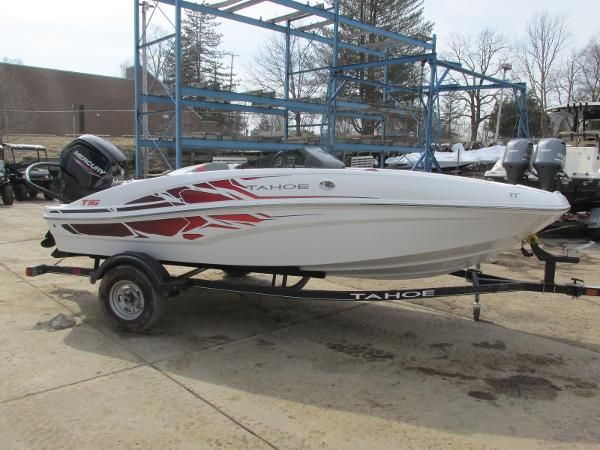 2021 Tahoe boat for sale, model of the boat is T16 & Image # 2 of 29