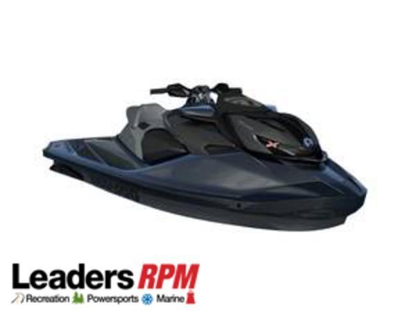2022 Sea-Doo RXP-X 300 iBR & Audio Premium Triple Black