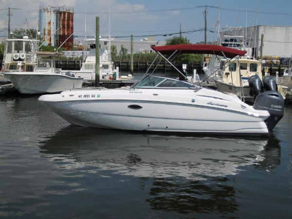 2016 Hurricane SD2200 O/B