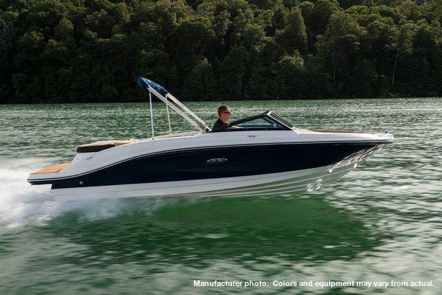 2021 Sea Ray 210SPX thumbnail