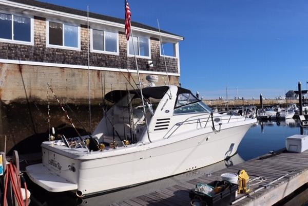 2002 SEA RAY 340 AMBERJACK for sale
