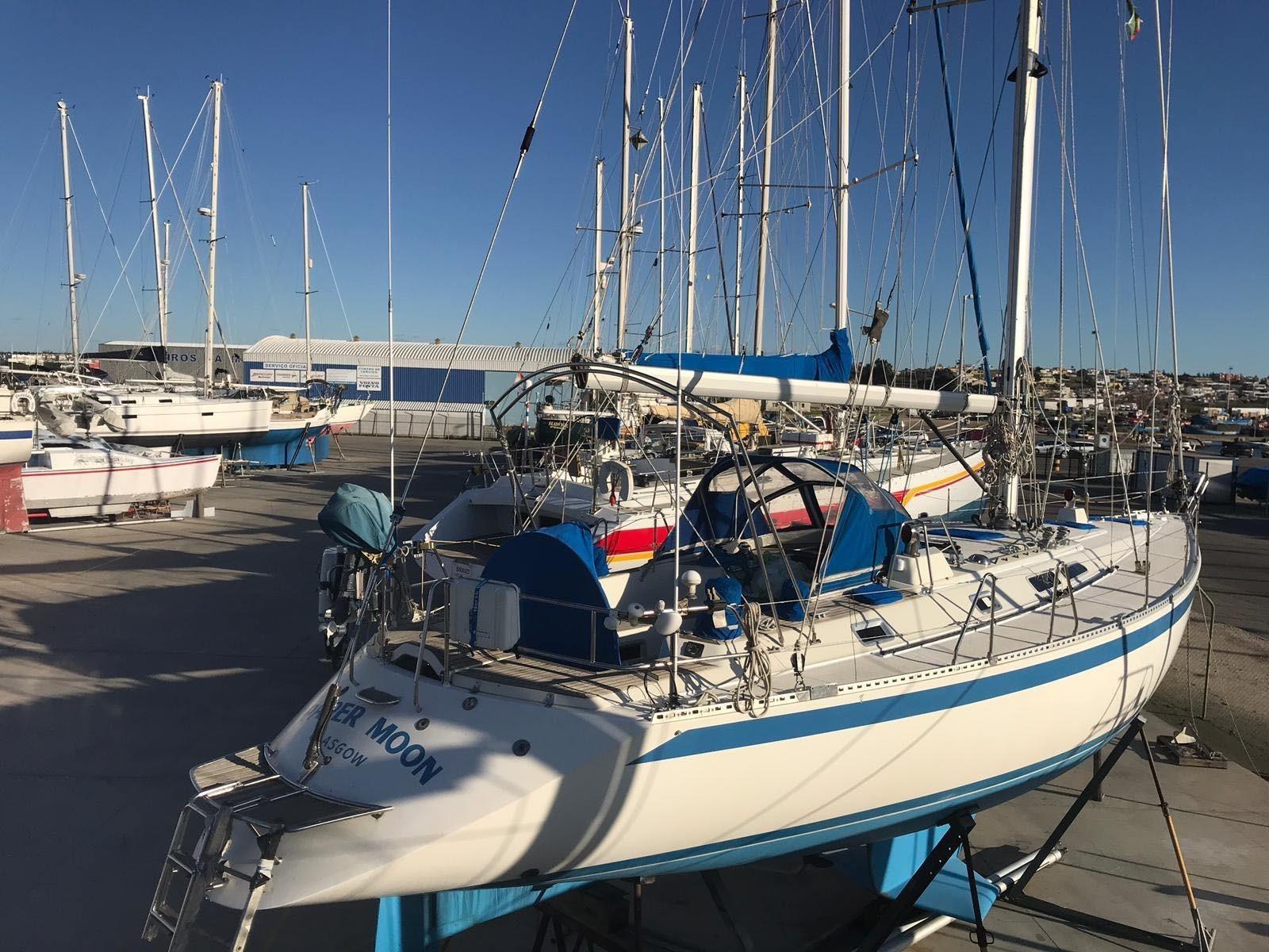 Sweden Yachts 50
