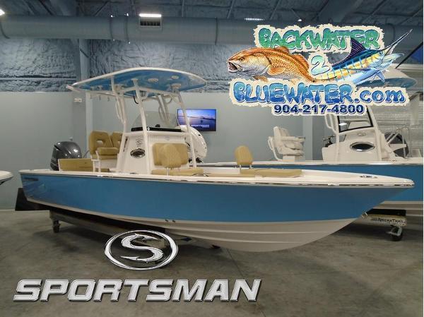 2021 SPORTSMAN Masters 247 Bay Boat thumbnail