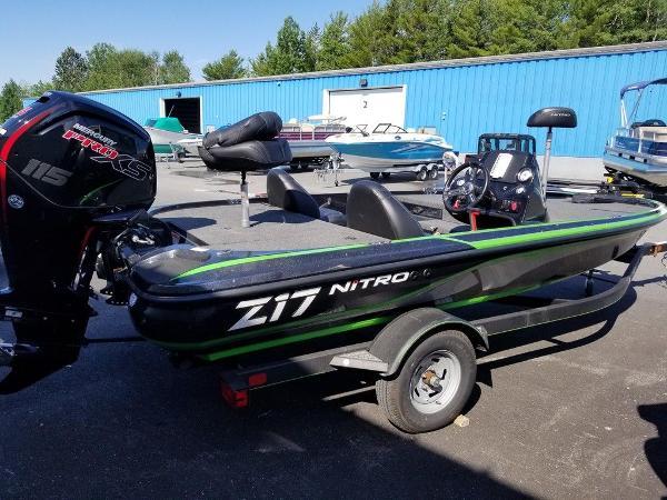 2018 Nitro boat for sale, model of the boat is Z17 & Image # 1 of 8