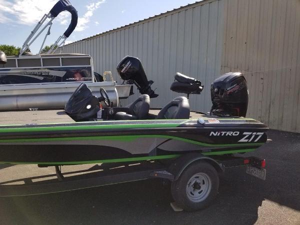 2018 Nitro boat for sale, model of the boat is Z17 & Image # 2 of 8