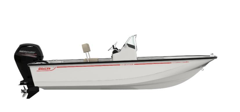 2022 Boston Whaler 170 Montauk #2484122 inventory image at Sun Country Coastal in Newport Beach