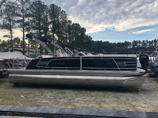 2020 Aqua Patio boat for sale, model of the boat is AP 259 Elite & Image # 3 of 28