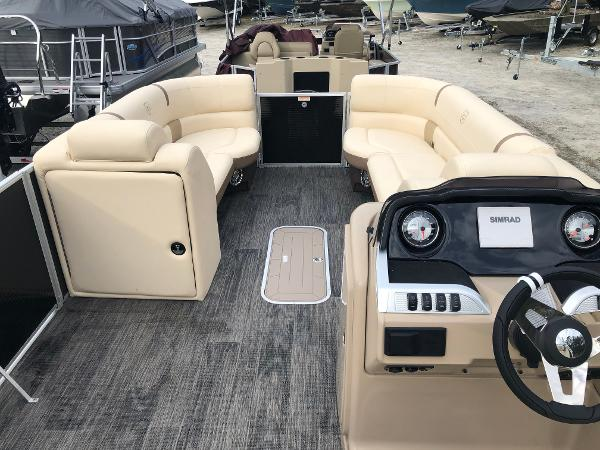 2020 Aqua Patio boat for sale, model of the boat is AP 259 Elite & Image # 11 of 28