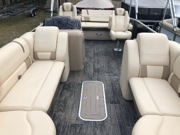 2020 Aqua Patio boat for sale, model of the boat is AP 259 Elite & Image # 12 of 28
