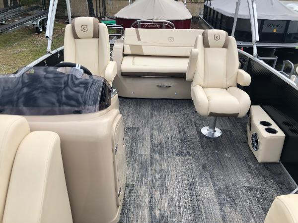 2020 Aqua Patio boat for sale, model of the boat is AP 259 Elite & Image # 19 of 28