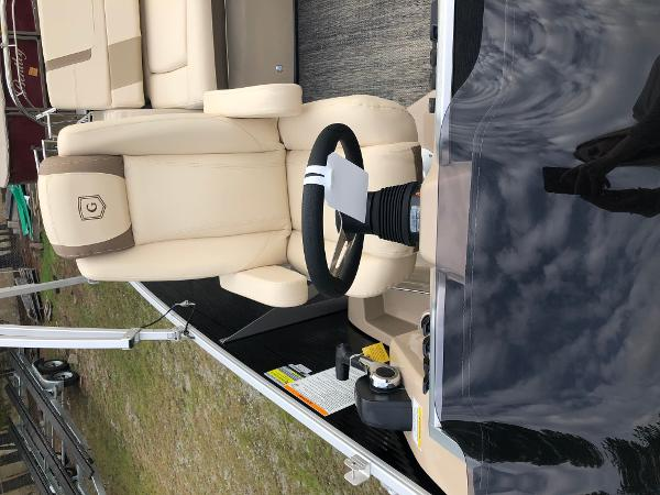 2020 Aqua Patio boat for sale, model of the boat is AP 259 Elite & Image # 21 of 28