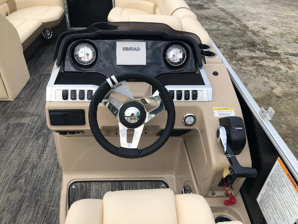 2020 Aqua Patio boat for sale, model of the boat is AP 259 Elite & Image # 22 of 28