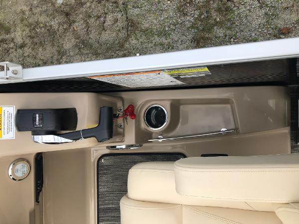 2020 Aqua Patio boat for sale, model of the boat is AP 259 Elite & Image # 23 of 28