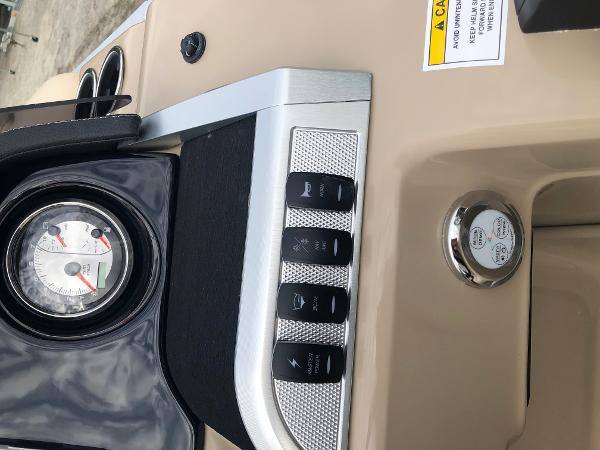 2020 Aqua Patio boat for sale, model of the boat is AP 259 Elite & Image # 25 of 28
