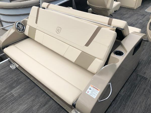 2020 Aqua Patio boat for sale, model of the boat is AP 259 Elite & Image # 28 of 28