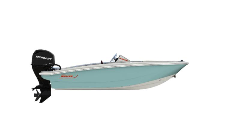 2022 Boston Whaler 130 Super Sport #2484080 inventory image at Sun Country Inland in Irvine