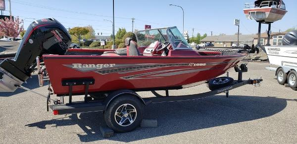 2021 Ranger Boats boat for sale, model of the boat is VS1682 WT & Image # 1 of 3