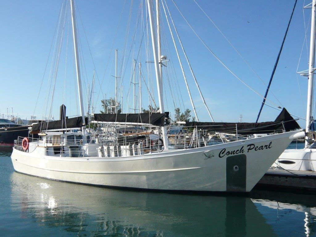 Picture Of:  57' Custom Treworgy Trade Rover 1988Yacht For Sale   73