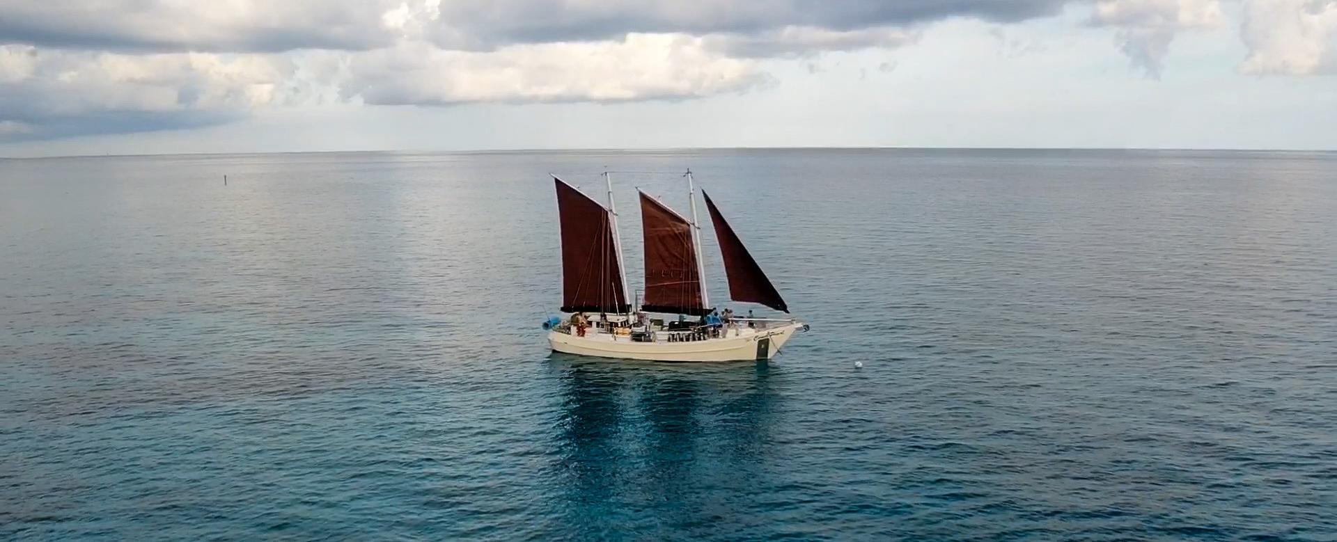 Picture Of:  57' Custom Treworgy Trade Rover 1988Yacht For Sale   4 of 73