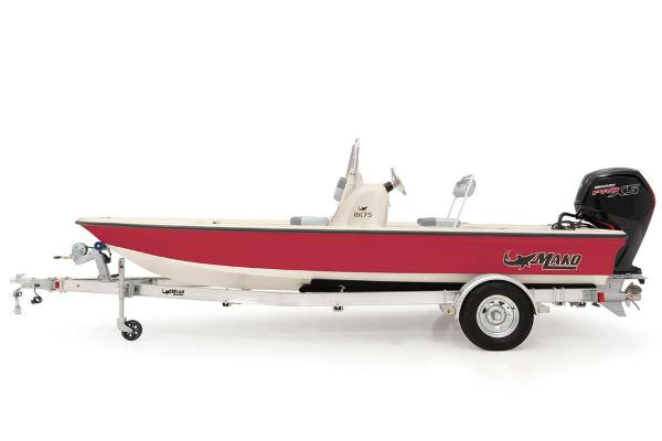 2021 Mako boat for sale, model of the boat is 18 LTS & Image # 14 of 58