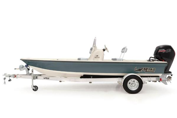 2021 Mako boat for sale, model of the boat is 18 LTS & Image # 15 of 58