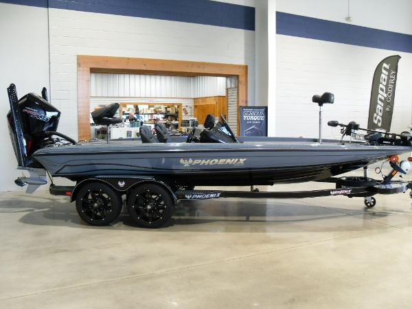 2021 Phoenix boat for sale, model of the boat is 920 Elite & Image # 10 of 22