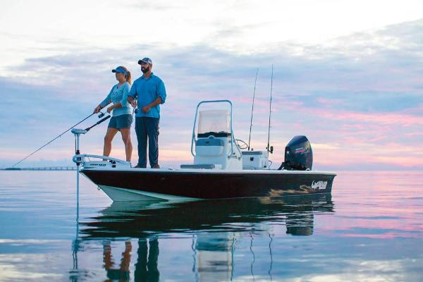 2021 Mako boat for sale, model of the boat is 21 LTS & Image # 6 of 61