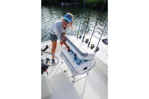 2021 Mako boat for sale, model of the boat is 21 LTS & Image # 58 of 61
