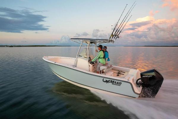 2021 Mako boat for sale, model of the boat is 214 CC & Image # 3 of 79