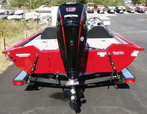 2020 Tracker Boats boat for sale, model of the boat is Pro Team™ 195 TXW Tournament Ed. & Image # 10 of 16