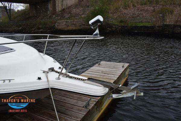 1996 Rinker boat for sale, model of the boat is Fiesta Vee 265 & Image # 50 of 62