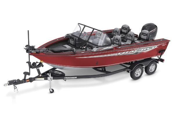 2022 Tracker Boats boat for sale, model of the boat is Targa™ V-19 Combo & Image # 1 of 47