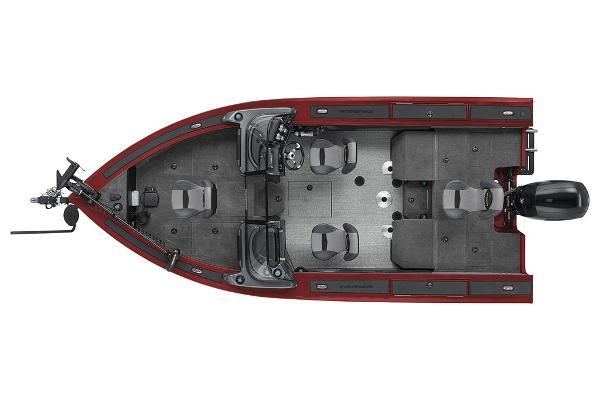2022 Tracker Boats boat for sale, model of the boat is Targa™ V-19 Combo & Image # 2 of 47