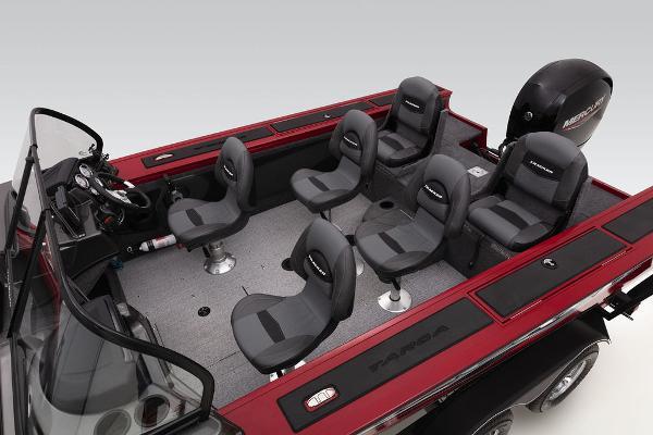 2022 Tracker Boats boat for sale, model of the boat is Targa™ V-19 Combo & Image # 10 of 47