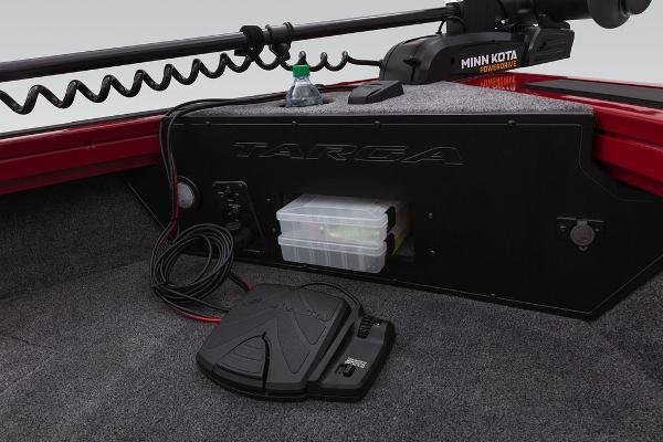 2022 Tracker Boats boat for sale, model of the boat is Targa™ V-19 Combo & Image # 33 of 47