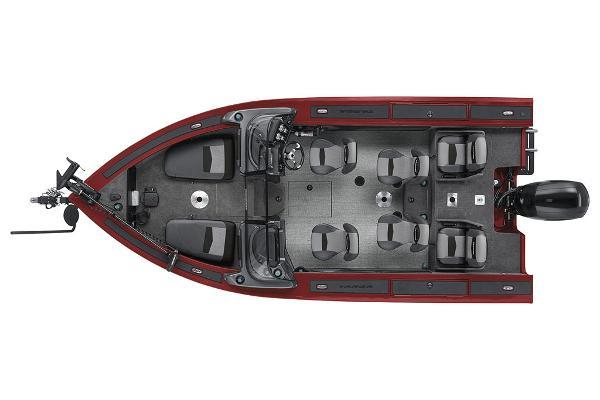 2022 Tracker Boats boat for sale, model of the boat is Targa™ V-19 Combo & Image # 39 of 47