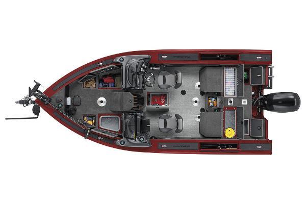 2022 Tracker Boats boat for sale, model of the boat is Targa™ V-19 Combo & Image # 40 of 47