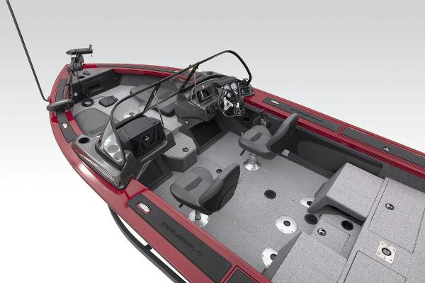 2022 Tracker Boats boat for sale, model of the boat is Targa™ V-19 Combo & Image # 43 of 47