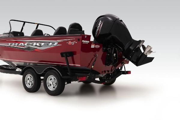 2022 Tracker Boats boat for sale, model of the boat is Targa™ V-19 Combo & Image # 46 of 47