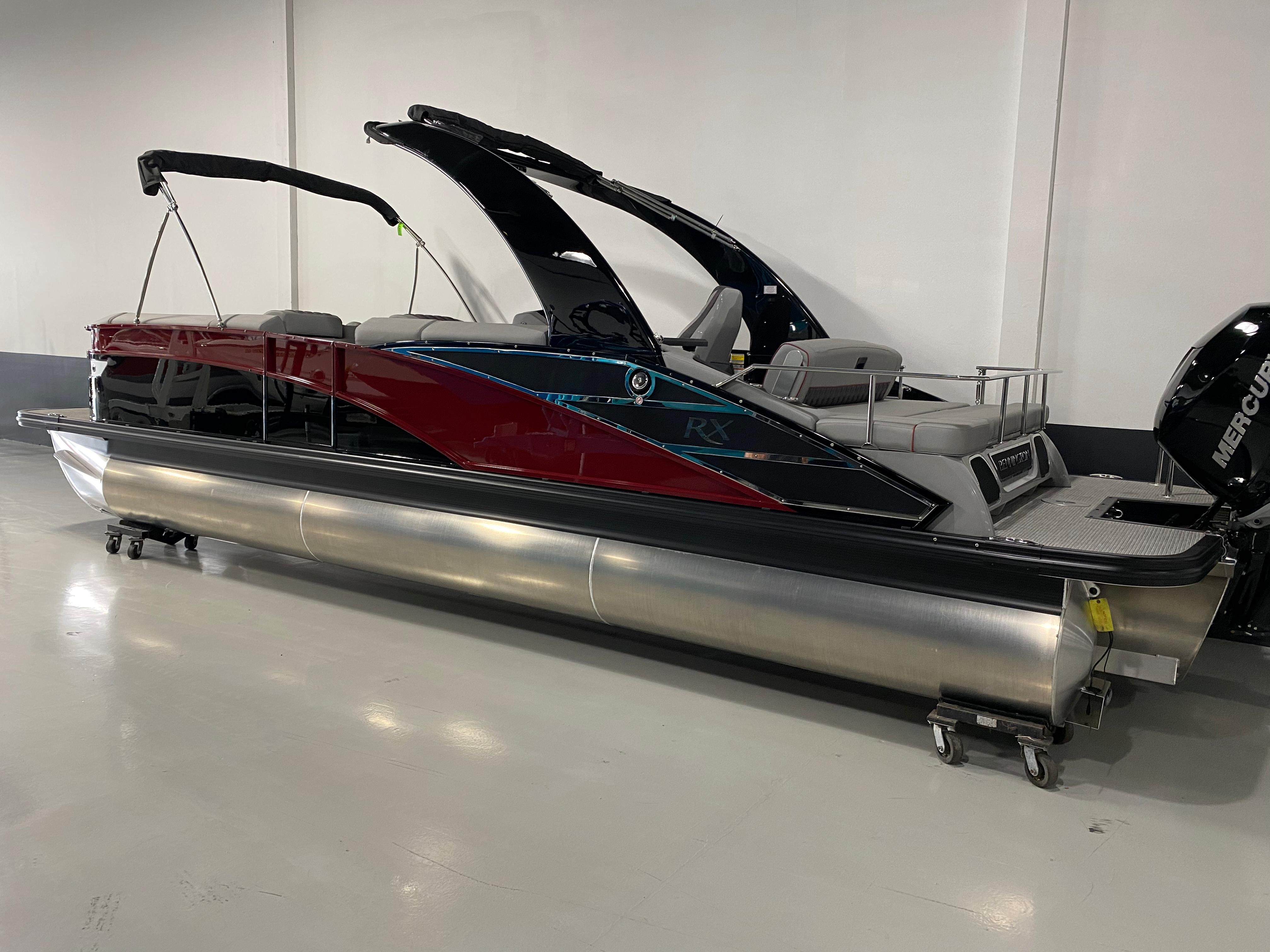2021 Bennington 25 RXSBA #B8400A inventory image at Sun Country Inland in Lake Havasu City