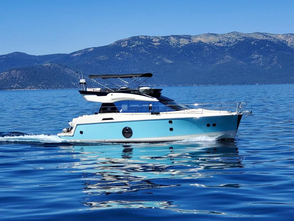 Rare Motor Yacht Opportunity
