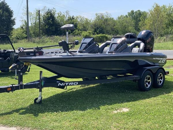 2021 Nitro boat for sale, model of the boat is NZ18H1 & Image # 1 of 11