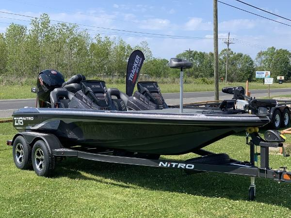 2021 Nitro boat for sale, model of the boat is NZ18H1 & Image # 2 of 11