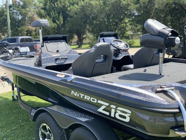 2021 Nitro boat for sale, model of the boat is NZ18H1 & Image # 9 of 11