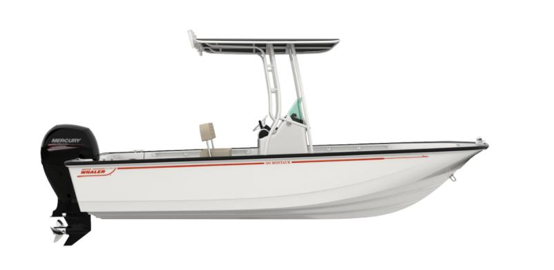 2022 Boston Whaler 190 Montauk #2484133 inventory image at Sun Country Coastal in Newport Beach