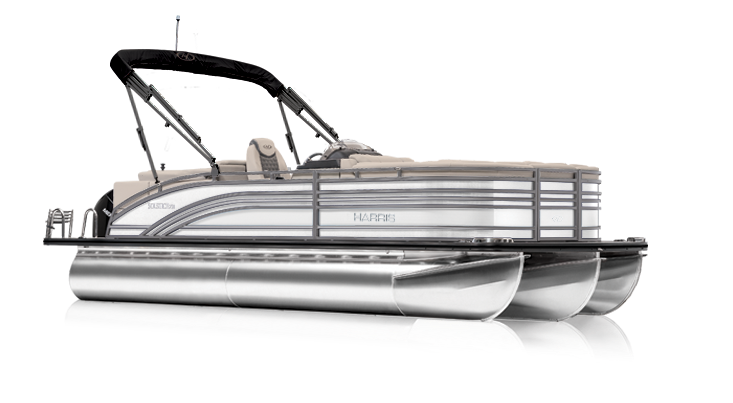 2022 HARRIS SOLSTICE 230 - SLDH - PERFORMANCE TRIPLE TUBE